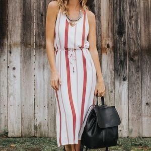 Faithfull the brand east west dress